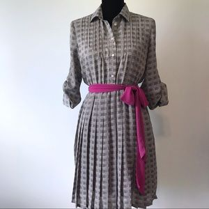 Isabella Sinclair Anthropologie Shirt Dress Size S